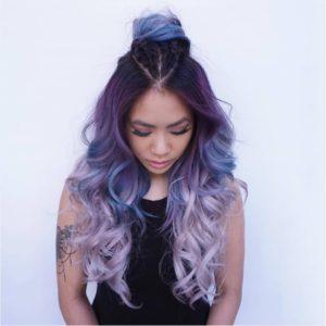Прическа ракушка на длинные волосы пошагово фото
