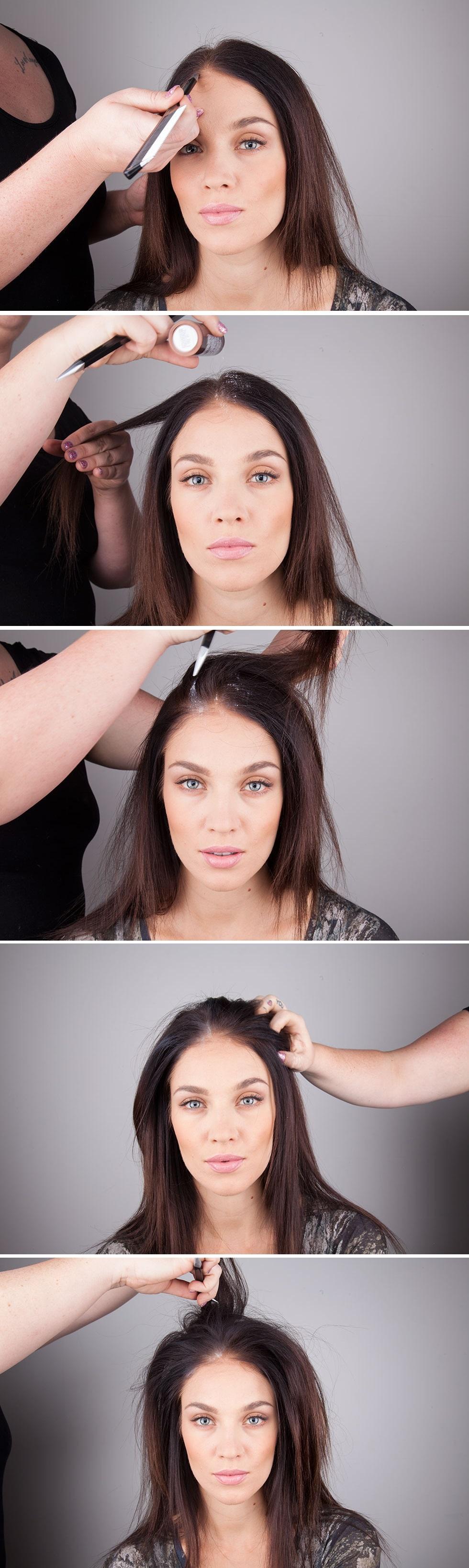 Как сделать волосы толстыми и жесткими 76