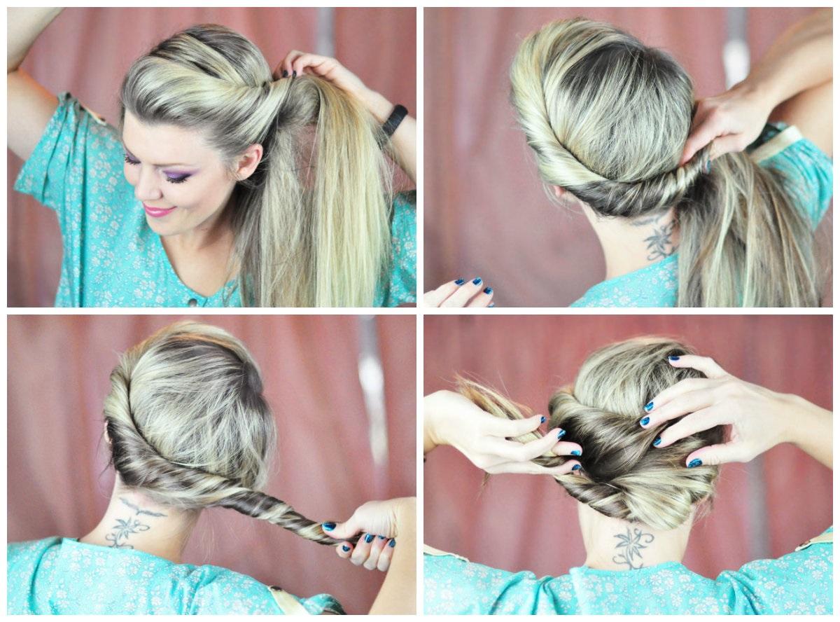 Как сделать хорошие волосы 78