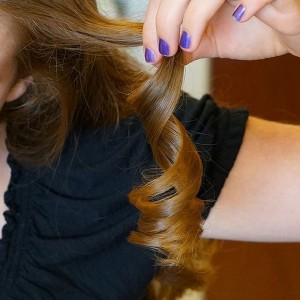 Как сделать быстро кудрявые волосы фото 540
