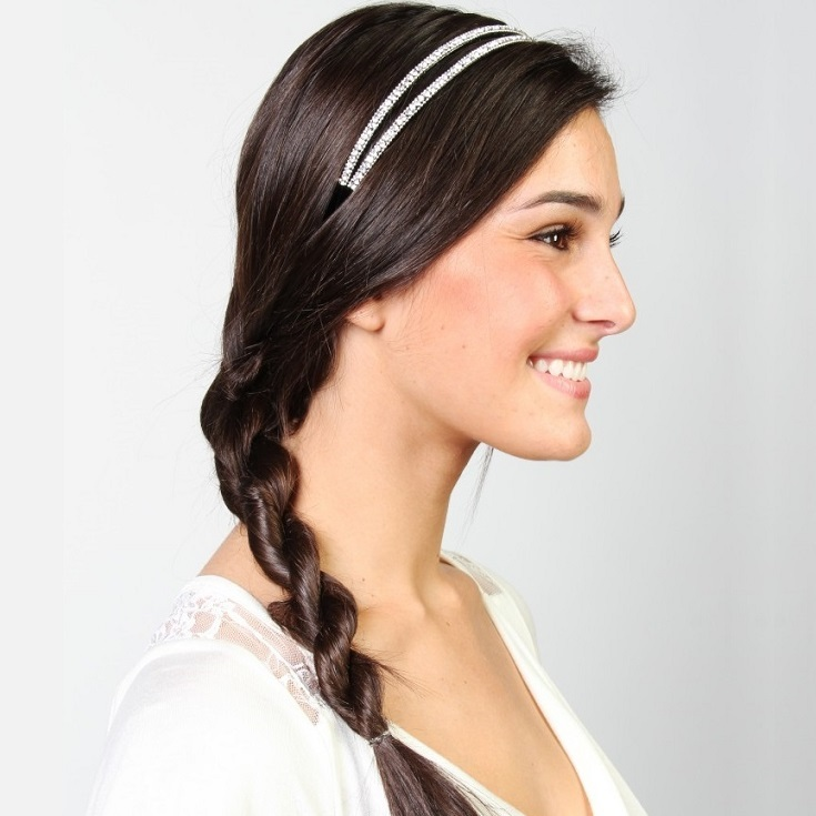 Коса жгут- пошаговая техника плетения, вариации косичек с жгутами